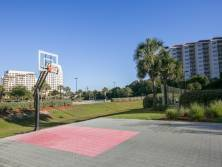 Beach Manor basketball court