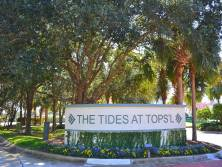 The Tides building entrance