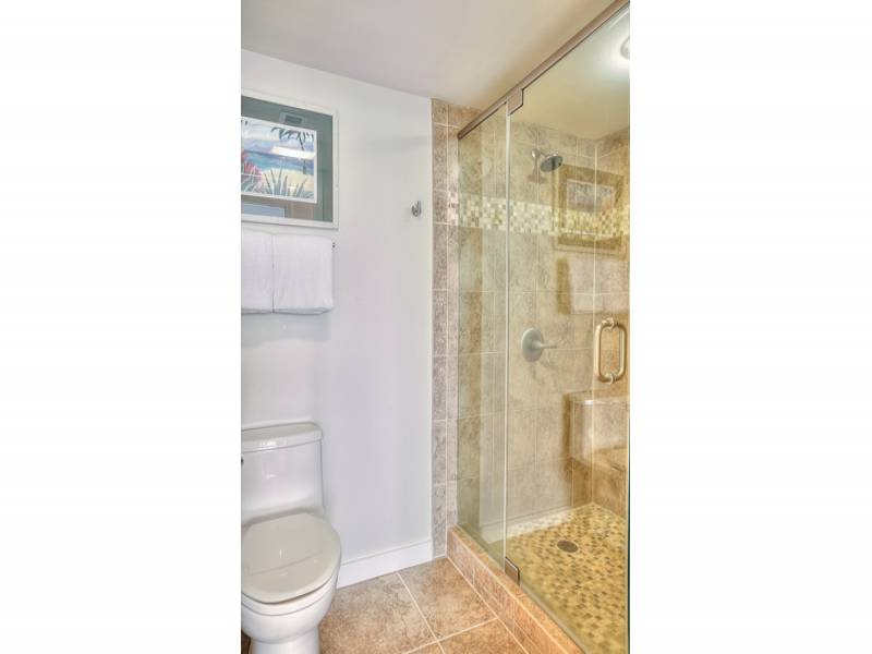 Master Bath~  large walk in shower