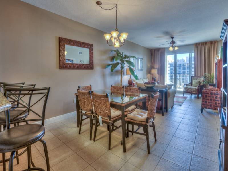 Ariel Dunes I 1402 in Seascape Resort - Enjoy a homemade dinner with views of the Gulf