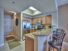 Ariel Dunes I 1402 in Seascape Resort - Practice your chef skills with the fully stocked kitchen