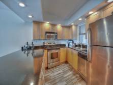 Kitchen - Microwave - Countertops