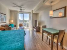Gibson Beach Rentals Sandestin Resort vacation condo  - studio with new tile flooring