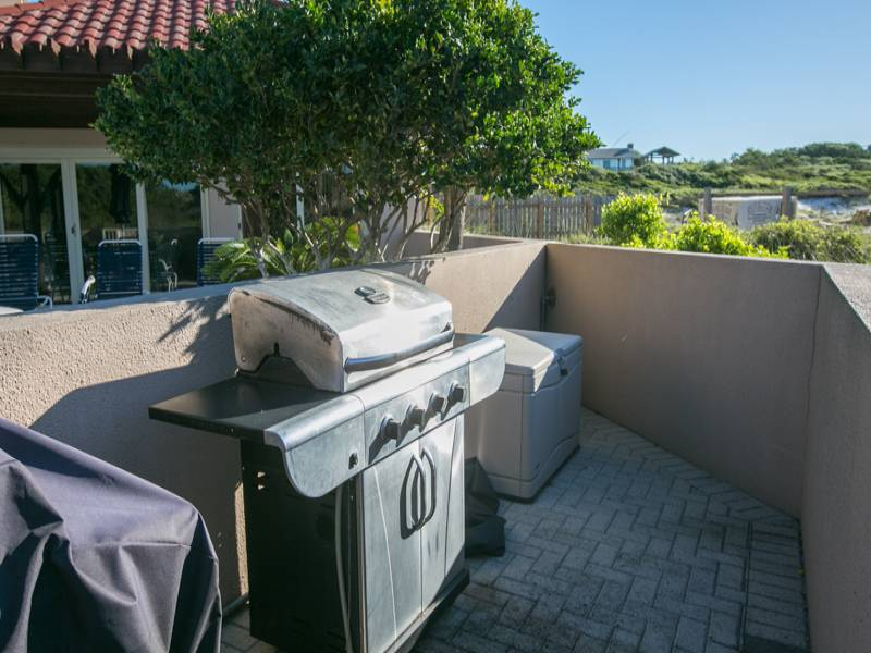 Gas grills available pool-side for guest use!
