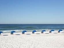 The Emerald Coast awaits you! I call second chair from the right!