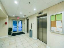 Beach Manor has two elevators to service guests to and from their condos