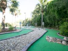 Grab some gear and enjoy a game of Putt Putt golf!
