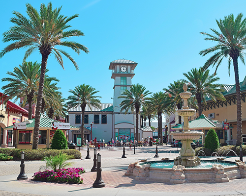 Destin Shopping - Commons
