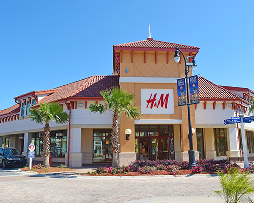 Destin Shopping - H & M
