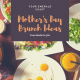 Mother's Day Brunch Ideas from Destin to 30A