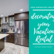 cost effective tips for decorating your vacation rental