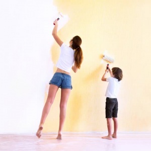 paint your vacation rental