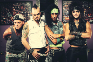 The Velcro Pygmies Destin, FL
