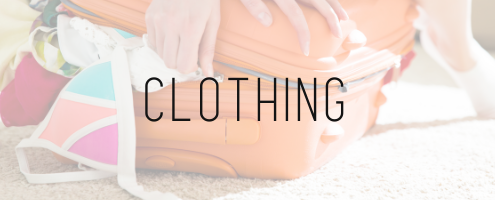 what to pack for your florida beach vacation: clothing